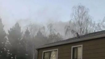 Woman Dies in Condominium Building Fire in Martinez