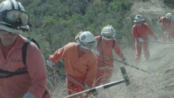 200 Female Inmates Are Fighting Fires in California