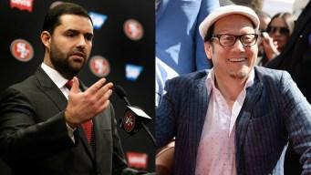 Joke or No Joke? Rob Schneider Makes Bid to Buy 49ers