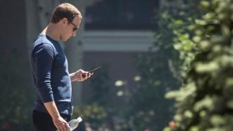 Facebook CEO Zuckerberg Calls for More Outside Regulation