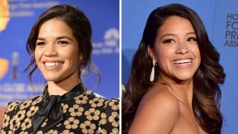 Globes Tweet Confuses Ferrera With Rodriguez