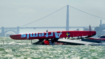New America's Cup: Like Race Cars on Water