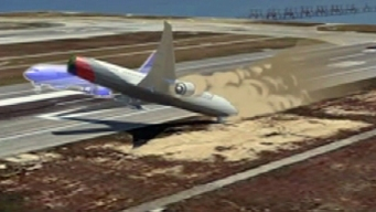 New Animation Shows Asiana Flight 214 Crash