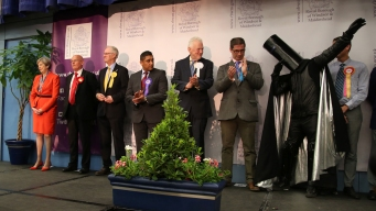 Why Did 'Lord Buckethead' Run Against the British PM?