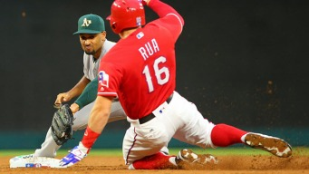 Darvish, Rangers Complete Sweep of A's