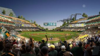 Port Commission OKs Tentative Deal For A's New Ballpark