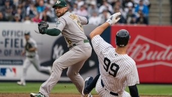 A's Embracing Challenge of Playing AL Wild Card Game at Yankee Stadium