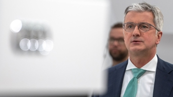 Audi CEO Detained in Germany Diesel Emissions Case