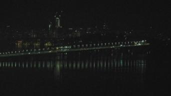 Dark Drive! Lights Go Out on Lower Deck of Bay Bridge