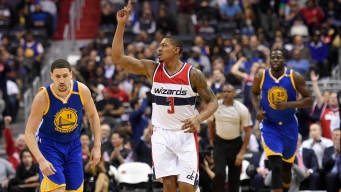 Warriors Fight After Durant Injury, Fall Late to Wizards