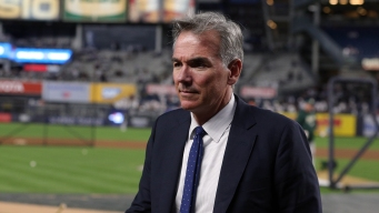 A's Billy Beane Named Inaugural MLB Executive of the Year