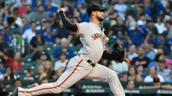 Giants' Tyler Beede Continues Rough Nights Giving Up More Home Runs