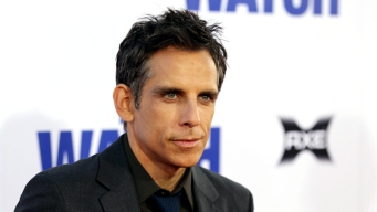 Ben Stiller Hits The Red Carpet