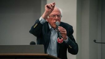 Bernie Sanders Undergoes Heart Procedure