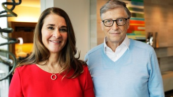 Bill, Melinda Gates Turn Attention Toward Poverty in America