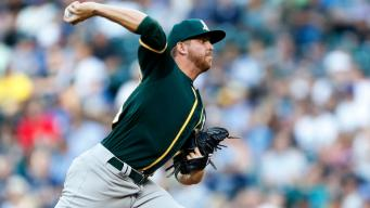 A's Down Mariners for Melvin's 500th Win With Oakland