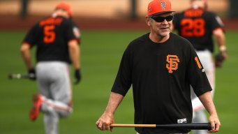 Giants Manager Bruce Bochy Will Retire After 2019 Season