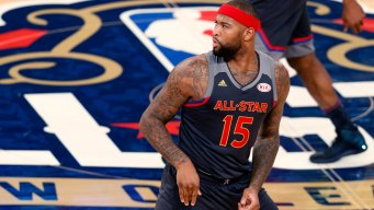 Kerr Clarifies Cousins' Lack of NBA All-Star Game Minutes