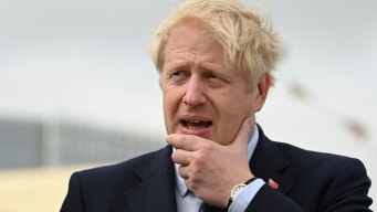 Boris Johnson Heads to UN, Urging World to See Beyond Brexit