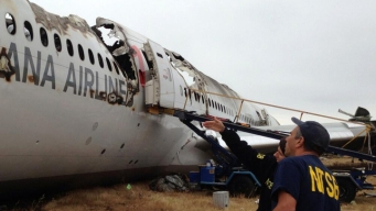 "Asiana Pilot ""Very Concerned"" About Approach"