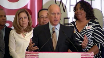 Opinion: Jerry Brown's Improbable Victory