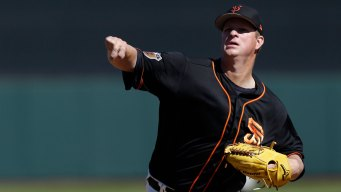 Giants Spring Training Day 13: Cain Goes Two; Melancon Has Perfect Debut