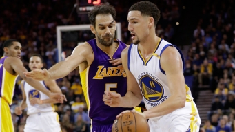 Report: Warriors Could Pursue PG Calderon If Bought Out by Lakers