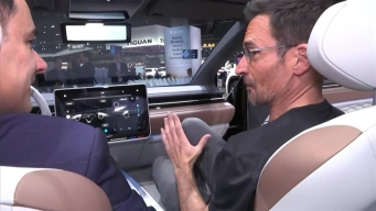Cruise Into the World of High Tech Cars at the LA Auto Show