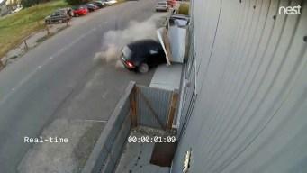 Car Slams Into Home, Flees Scene Near Half Moon Bay: CHP