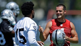 Raiders Finalize 5-year Contract Extension With Derek Carr