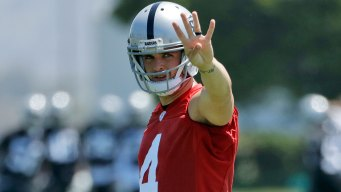 Raiders, Carr Close to Finalizing Massive Contract Extension