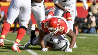 Instant Analysis: Raiders Fall Flat on Their Face, Suffer Ugly Loss to Chiefs