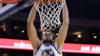 On the Heels of Arguably His Best Game as a Warrior, Casspi Is Fine, Right on Time