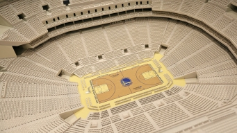 Check Out Four Warriors Chase Center Court Designs That Leaked on Reddit