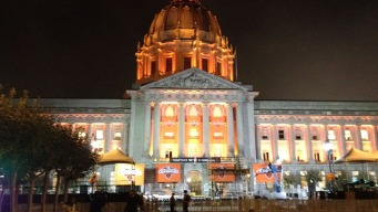 San Francisco Prepares for Giants Celebration