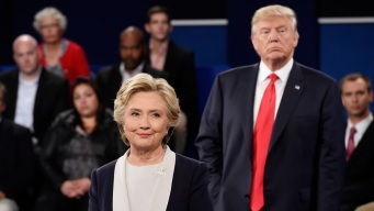 Poll: Clinton Holds 11-Pt National Lead Over Trump