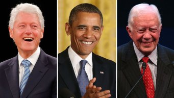 D.C. Preps for 3 Presidents at 50th Anniversary of March on Washington