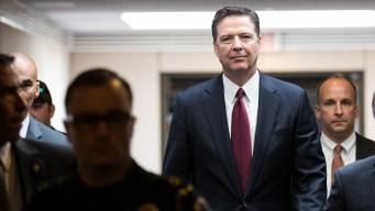 DOJ Watchdog Report Slams Comey's Handling of Clinton Email Probe