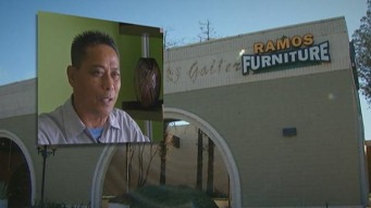 Alameda Man Buys New Furniture That Turns out Not So New