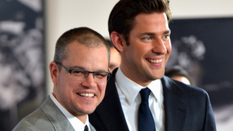"Matt Damon Finds the ""Promised Land"""