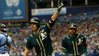 Oakland A's Lose to Astros