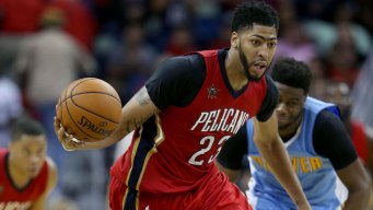 Warriors Go From the Hot to the Hotter With Pelicans' Davis