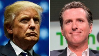Newsom Urges Trump to Lay Off California's Marijuana Laws