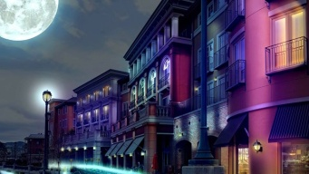Downtown Napa New: Lighted Art Festival