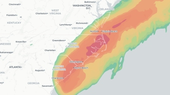 Tracking Hurricane Dorian: Expected Path, Rainfall, Storm Surge