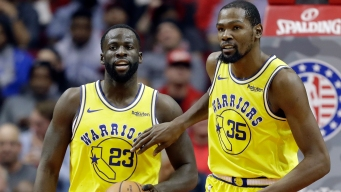 Why the Warriors Won't Trade Kevin Durant Or Draymond Green