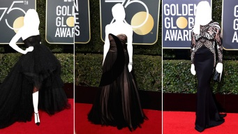 Guess Who? 2018 Golden Globes Red Carpet Quiz