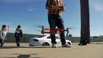 Sausalito Places New Restrictions on Drones
