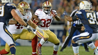 49ers Promote RB to Active Roster Ahead of Game Vs Bucs