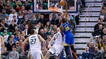 Warriors Fight Off Fatigue & Complacency, Win 'weird Game' in Utah